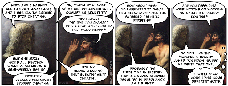 Zeus is Not the Best Husband, Part 2