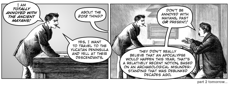 Apocalyptic Blame (Part 1)