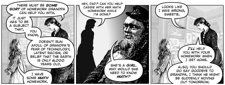 Grandpa's Limitations