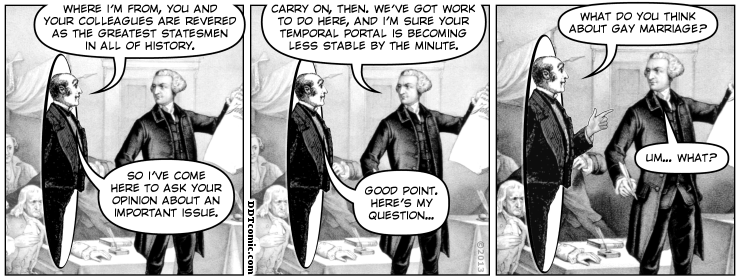 Ask the Founding Fathers, Part 2