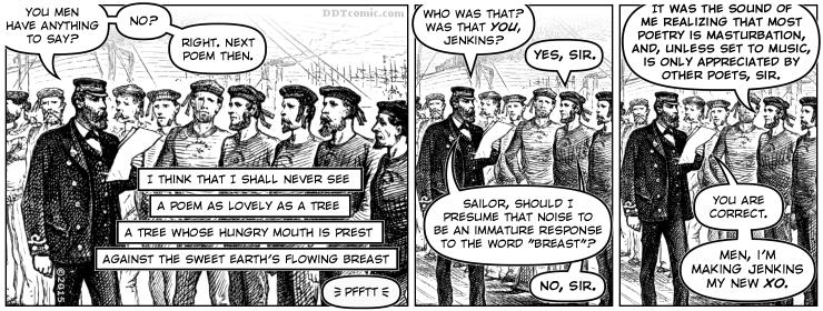 Poet Tree Epiphany
