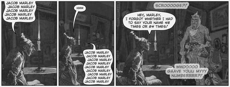 Jacob Marley Jacob Marley